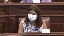Pleno del Parlamento el 22/sep/2020